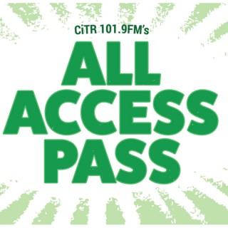CiTR -- All Access Pass