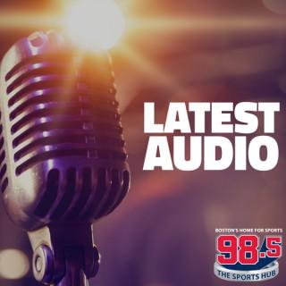 98.5 The Sports Hub Audio