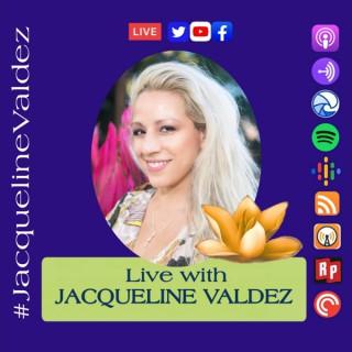 Live with Jacqueline Valdez
