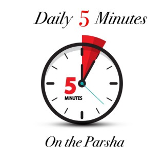 5 minutes a Day on the Parsha with Yiddy Klein