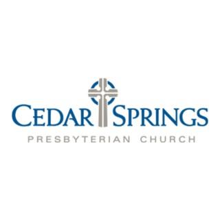 Cedar Springs Presbyterian Church