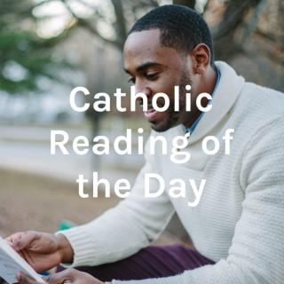 Catholic Reading of the Day