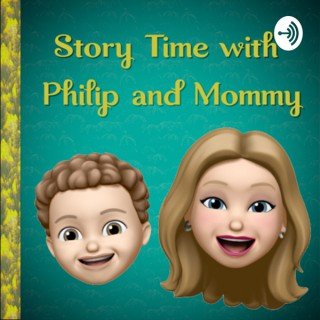 Story time with Philip and Mommy!