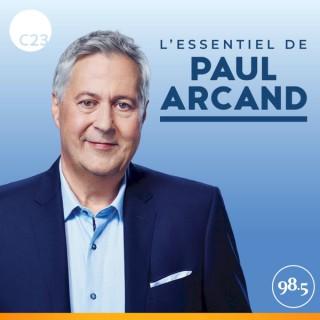 L'essentiel de Paul Arcand