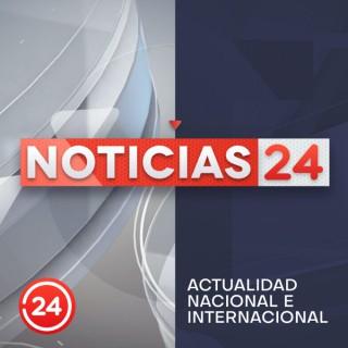 24 Horas | Showcast - Noticias 24