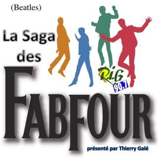 La Saga des Fab Four (Beatles)