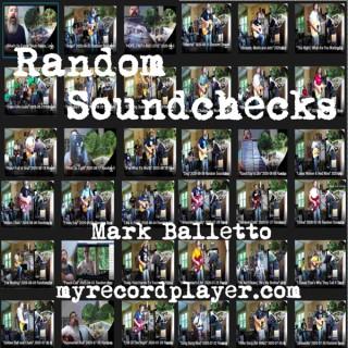 Random Soundchecks