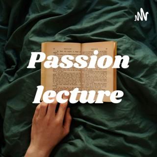 Passion lecture