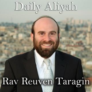 Daily Parsha Aliya With Rav Reuven Taragin