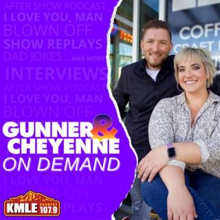 Gunner and Cheyenne On Demand
