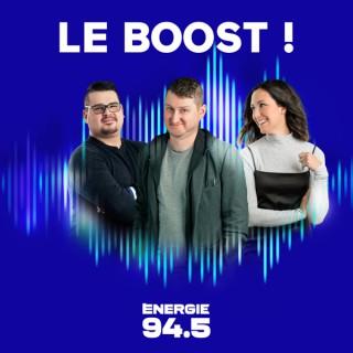 Le Boost! du Saguenay-Lac-St-Jean