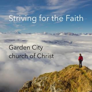 Garden City church of Christ