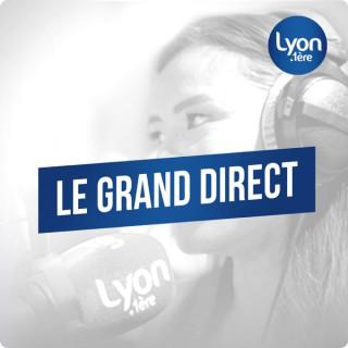 LE GRAND DIRECT SUR LYON 1ERE   MANYLAM MAO