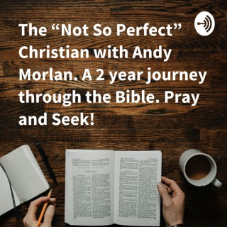 """The """"Not So Perfect"""" Christian. A two year journey through the Bible. Pray, Read & Feel Blessed."""