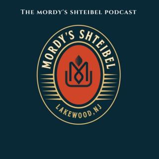 The Mordy Shteibel's Podcast (Rabbi Binyomin Weinrib)