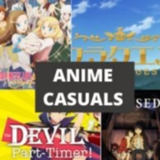 Anime Casuals