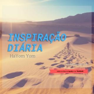 Inspiração Diária (HaYom Yom)