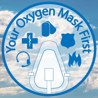 Your Oxygen Mask First
