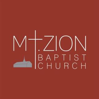 Mt Zion Baptist Chula: Sermons