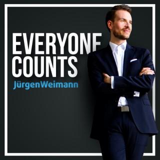 Everyone Counts by Dr. Jürgen Weimann - Der Podcast über Transformation mit Begeisterung