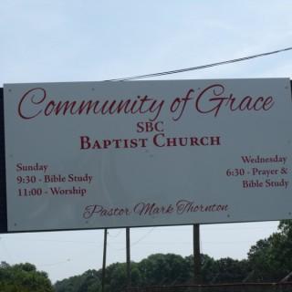 Community of Grace Baptist Church