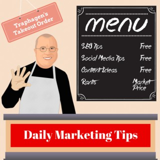 Traphagen's Takeout Order Marketing Podcast