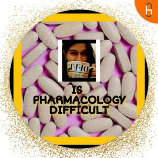 IS PHARMACOLOGY DIFFICULT Podcast