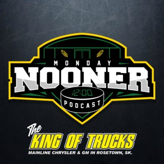 Monday Nooner Podcast