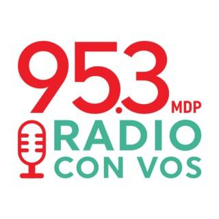 Radio Con Vos Mar del Plata 95.3