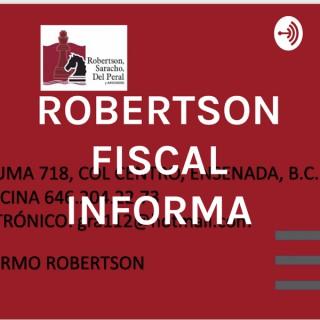 ROBERTSON FISCAL INFORMA