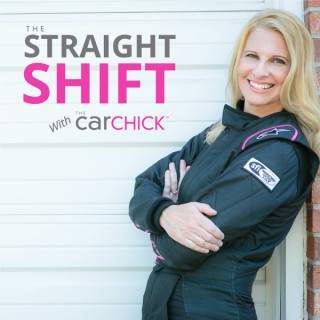 The Straight Shift with The Car Chick