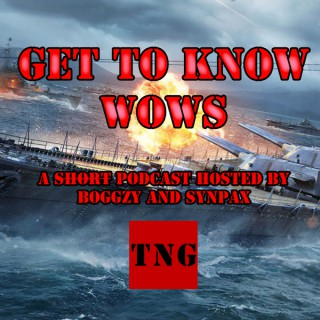 Get to Know World of Warships hosted by Boggzy and Borla