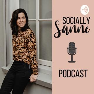 Socially Sanne Podcast