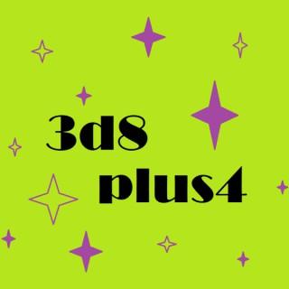 3d8plus4