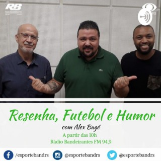 Resenha, Futebol e Humor
