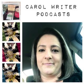 Carol Writer Podcasts