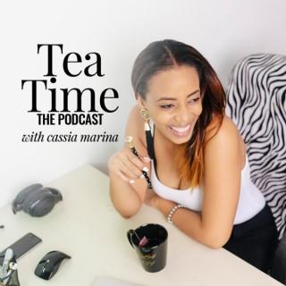 Tea Time with Cassia Marina