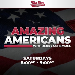 Amazing Americans Podcast