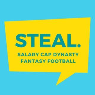 STEAL. Salary Cap Dynasty Fantasy Football