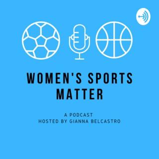 Women's Sports Matter
