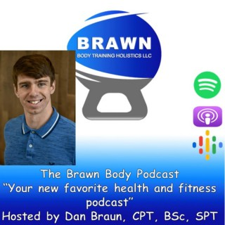 Brawn Body Health and Fitness Podcast