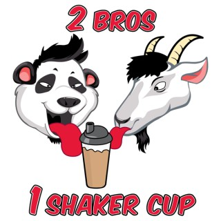 2 Bros 1 Shaker Cup