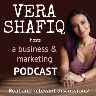 Vera Shafiq Podcast