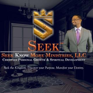 Javon L. Harris - SEEK Know More Ministries