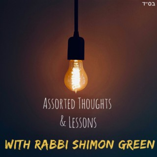 Assorted Thoughts and Lessons with Rabbi Shimon Green
