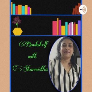 BOOKSHELF WITH SHARMISTHA
