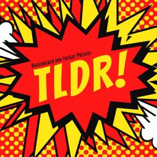 TLDR Comic Book Club