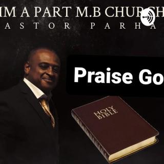 Pastor A.K. Parham (A Period With Parham) Wake UP & WORSHIP