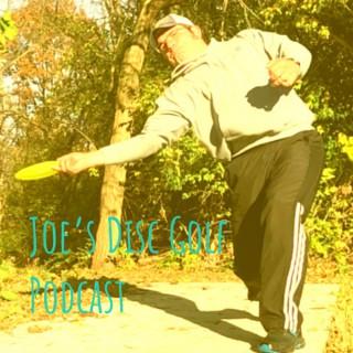 Joe's Disc Golf Podcast