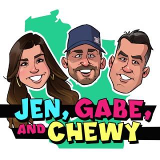 Jen, Gabe & Chewy